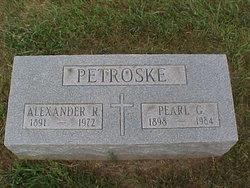 Alexander Robert Alex Petroske
