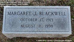 Margaret Jeannette Blackwell