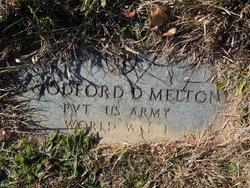 Woodford D Melton