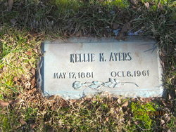 Nellie M <i>King</i> Ayers