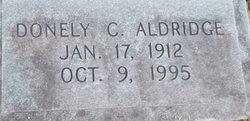 Donely C. Aldridge