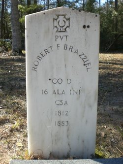 Pvt Robert F Brazziel