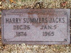 Harry Summers Jacks