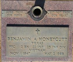 PFC Benjamin Allen Honeycutt