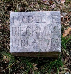 Mabel Elizabeth Dieckman
