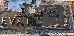 M. Geneva <i>Peppers</i> Evans