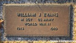 Sgt William Joseph Evans