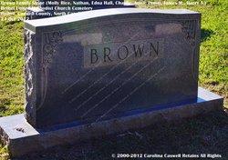 Mrs Edna Belle <i>Hall/Guill</i> Brown