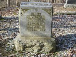 John Bemenderfer