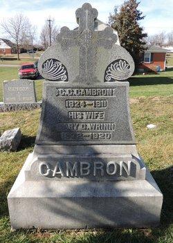 Mary Catherine <i>Wrinn</i> Cambron