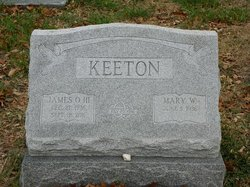 James Oliver Mickey Keeton, III