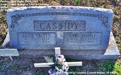 Lillie <i>Pruitt</i> Cassidy