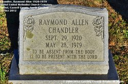 Raymond Allen Chandler