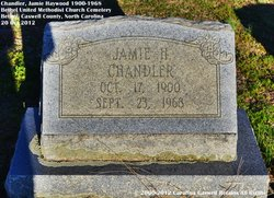 Jamie Haywood Chandler