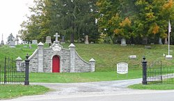 Indian Mound Cemetery