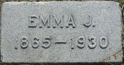 Emma J. <i>Drumhiller</i> Brasted