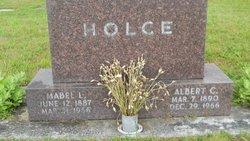Albert C Holce