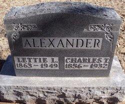 Charles T. Alexander
