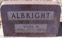 Wilda M. Albright