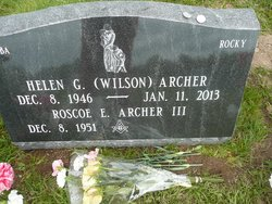 Helen Gail Hubba <i>Wilson</i> Archer