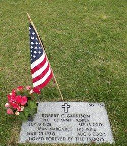 Robert C Garrison