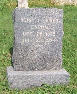 Betsy Jane <i>Tucker</i> Eaton