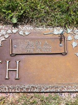 Ruby A. <i>Richardson</i> Smith