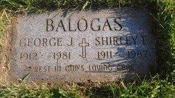 Shirley Elsie <i>Klamm</i> Balogas