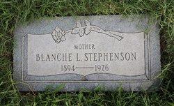 Blanche Helen <i>Lackey</i> Stephenson