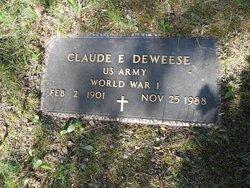 Claude Deweese