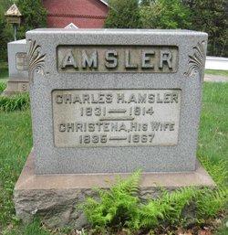 Charles H Amsler