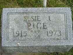 Elsie J. Rice