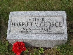 Harriet M <i>Pinches</i> George