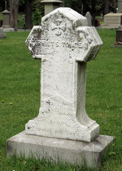 Harriet S. <i>Toucey</i> Lobdell