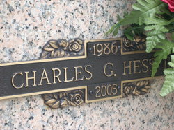 Charles G Hess, III