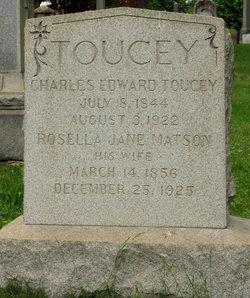 Rosella Jane <i>Matson</i> Toucey