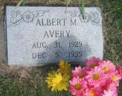 Albert M Avery