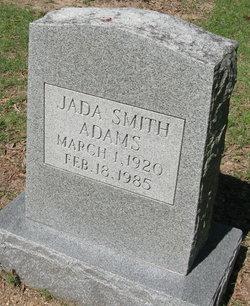 Jada <i>Smith</i> Adams