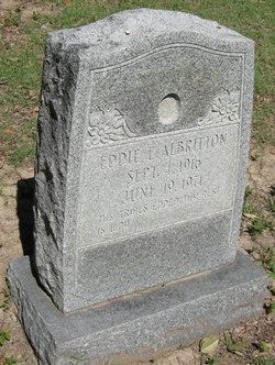 Eddie E. Albritton