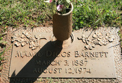 Mamie <i>Diggs</i> Barnett