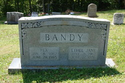 Ethel Jane Bandy