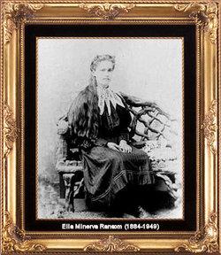 Ella Minerva <i>Ransom</i> Cunningham