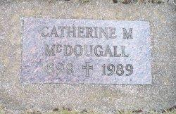 Catherine McDougall