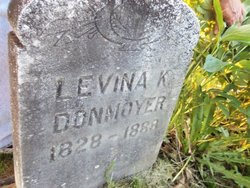 Levina <i>Kohr</i> Donmoyer