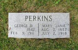 George Denton Perkins