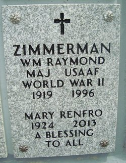 William Raymond Zimmerman