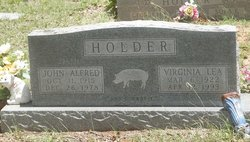 John Alfred Holder