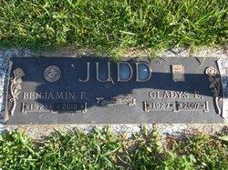 Gladys Estelle <i>Campbell</i> Judd