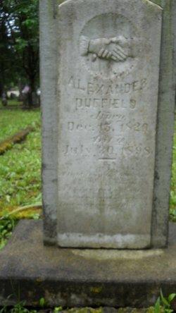 Alexander Duffield