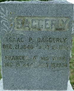 Isaac Perry Baggerly